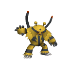Electivire Trophy