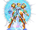 Power Suit Samus Trophy