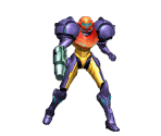Samus (Gravity Suit) Trophy
