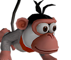 Party Monkey Trophy