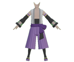 Custom Ninja Outfit: Ranged-Type (Lightning Blade)