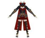 Custom Ninja Outfit: Attack-Type (Shadow Haze)