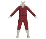 Naruto Outfit (Tracksuit)