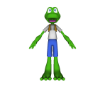 Frogger Outfit