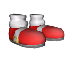 Sonic's Hi-Speed Shoes