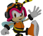 Charmy the Bee Trophy