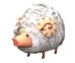 Poogie (Sheep Cloth)