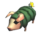 Poogie (Black Green Clash)