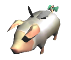 Poogie (Angel Leotard)