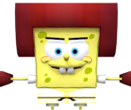 SpongeBob (Karate Gear)