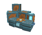Tyrax Crates and Toolbox