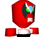 Strong Bad (Low-Poly)