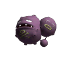 Weezing Trophy