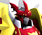 Gallantmon Crimson Mode