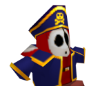 Pirate Shy Guy