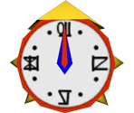 Checkpoint Clock
