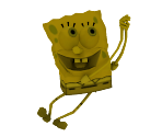 Golden SpongeBob