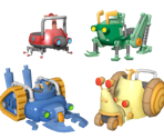 Insectiride Vehicles