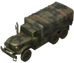 Army Troop Truck