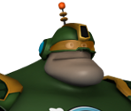 Q-Force Armor (Qwark)