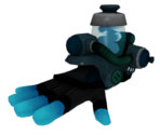 Blizzard Mine Glove
