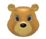 Novelty Mask (Bear)