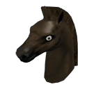 Novelty Mask (Horse)