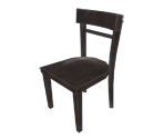 Chair (Brown Wooden)