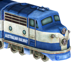 Australian Railways GM1